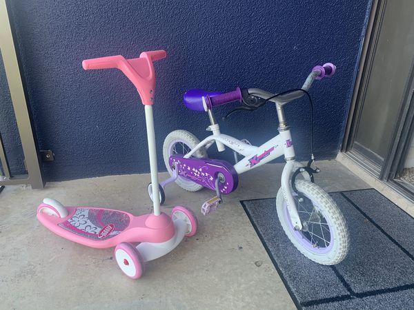 Kids Bike & Scooter