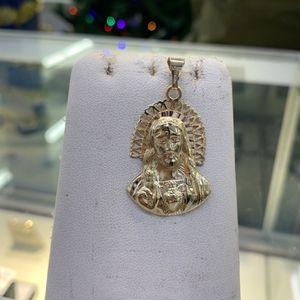 10k Jesus Pendant for Sale in Houston, TX