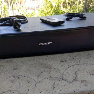 Bose solo tv for Sale in Mentone, CA