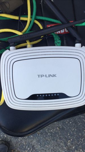 TP Link Router for WiFi for Sale in Danvers, MA