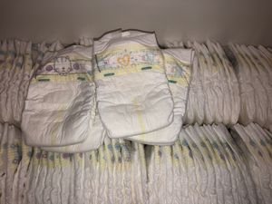 newborn diapers for Sale in Arlington, TX
