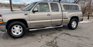 2002 Chevrolet Silverado 1500 for Sale in Denver, CO