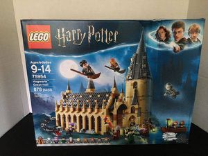 New Lego Harry Potter Hogwart Great Hall for Sale in Huntington Beach, CA