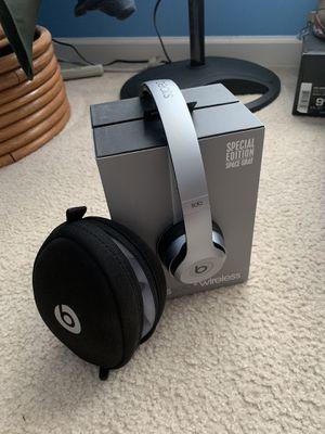 Beats Solo 2 Wireless Headphones for Sale in Woodbridge, VA