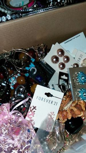 Fashion jewelry lot of ten for Sale in Littleton, CO