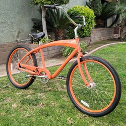 "Felt ""Great Park"" 3 Speed Special Edition Beach Cruiser Bike 26"" EXCELLENT CONDITIONS!!! for Sale in Whittier,  CA"