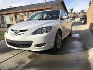2008 Mazda 3 2.3 5 Speed Stick Clean title for Sale in Riverside, CA