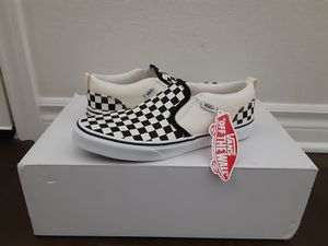 Vans women's size 7.5 for Sale in Rialto, CA