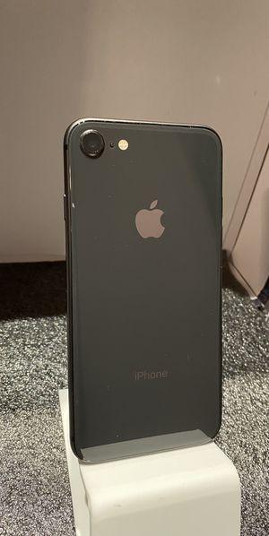 iPhone 8 Black(64GB) Unlocked, Desbloqueado for Sale in Newhall, CA