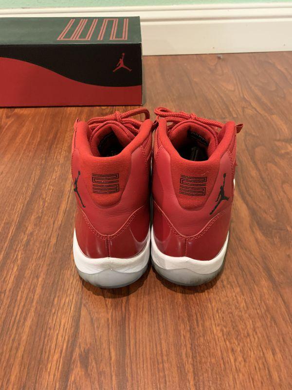 Jordan 11 (Size 11.5) Win Like 96