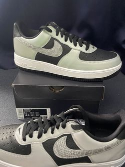 """Air Force 1 """"Silver Snake"""" Mens Size 11 & 7.5 Available for Sale in Dunlap,  IL"""