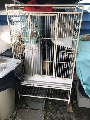 Big bird cage for Sale in Garland, TX