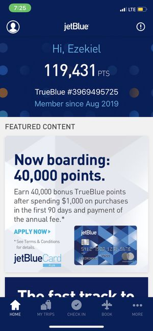 JetBlue airline ticket *Not Real Price* for Sale in Brooklyn, NY