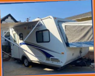 $800.00 Jayco Jay Feather A Great Condition. for Sale in Rochester,  NY
