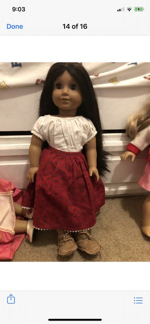 AMERICAN GIRL JOSEPHINA DOLL .... VINTAGE..... NEVER PLAYED WITH ...... GREAT GIFT !!!! for Sale in Miami, FL