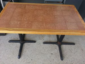 Restaurant tables for Sale in Houston, TX