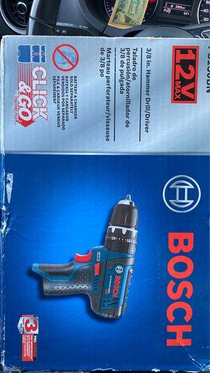 Bosch Power Drill New   Bosch taladro Nuevo for Sale in Anaheim, CA
