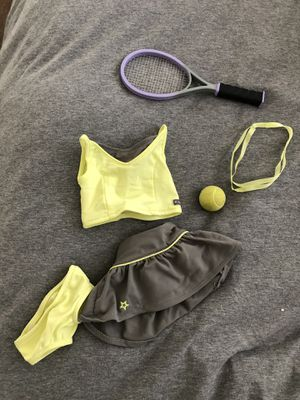 American Girl Doll tennis set for Sale in Oro Valley, AZ