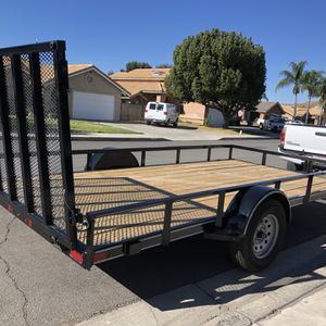 2021 New 14x7 Trailer for Sale in Yucaipa, CA