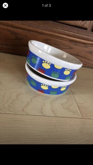 Pet Food Bowls for Sale in Monroe, NC