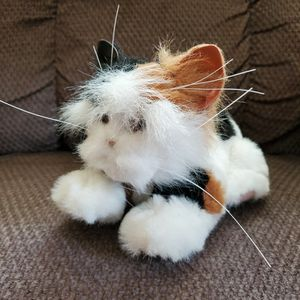 FurReal Friends Calico Kitty Cat Plush 2006 for Sale in Rockville, MD