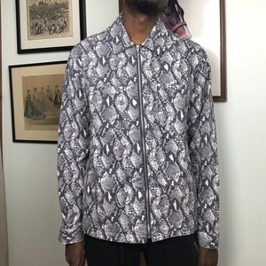 Snake Print Jacket for Sale in Arlington, VA
