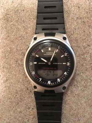 Men's Casio watch for Sale in Sunbury, PA