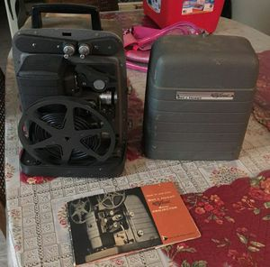 Projector 8 mm bell howell for Sale in E RNCHO DMNGZ, CA