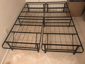 King & Queen Bed frame for sale for Sale in Gaithersburg, MD