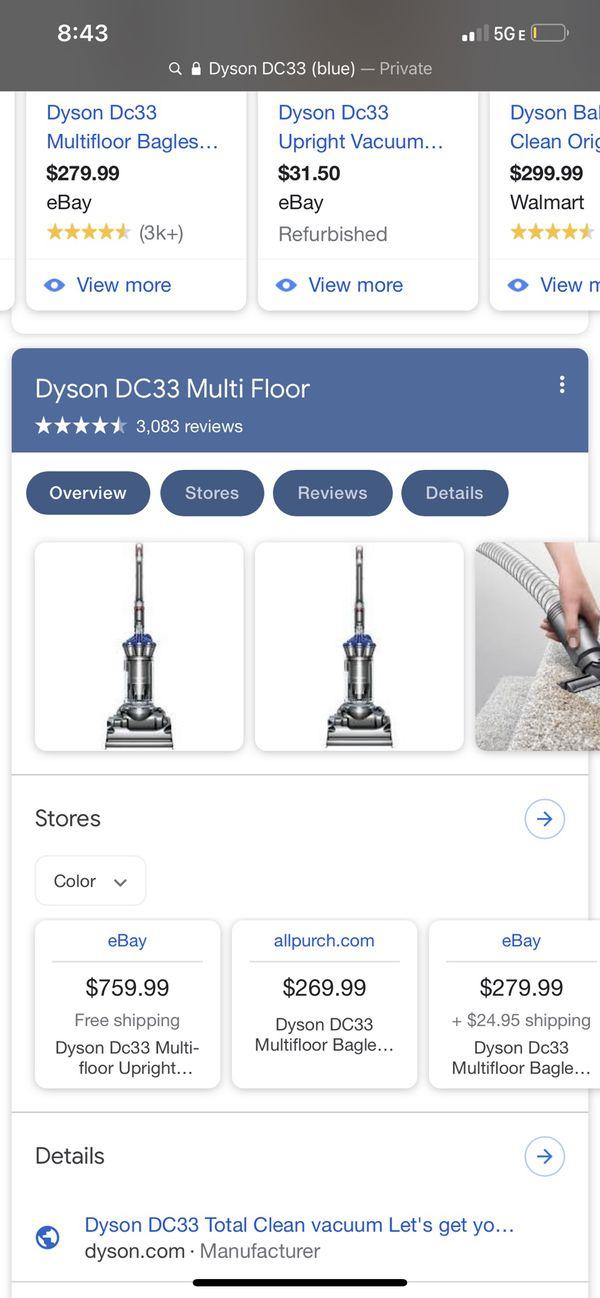 Dyson DC33