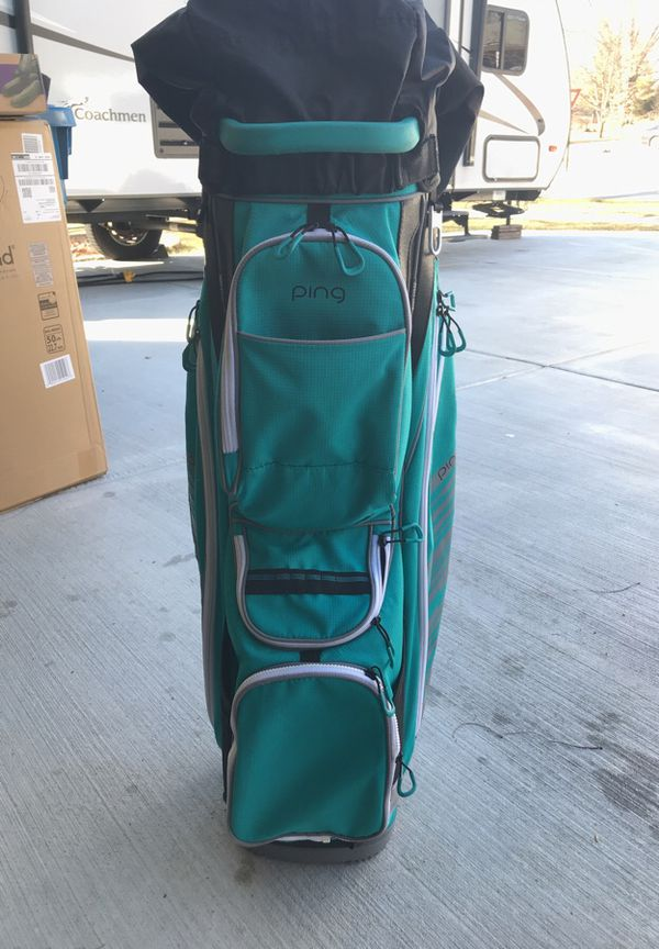 c3c37d2e3786 PING ladies Rhapsody golf cart bag. for Sale in Schaumburg