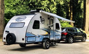 Nice R Pod 178 Travel Trailer (Hood River Edition) for Sale in Vancouver, WA
