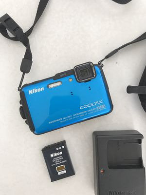 Nikon Coolpix AW110 Digital Underwater Camera for Sale in Brea, CA