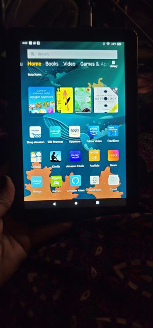 Amazon Kindle Fire 8HD for Sale in La Habra Heights, CA