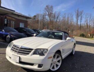 2005 Chrysler Crossfire for Sale in Fredericksburg,  VA