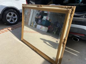 Large wall mirror for Sale in Placentia, CA