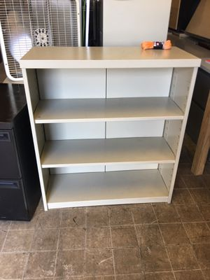 """Metal Bookcase- 2 Matching Bookshelf. 38.5"""" Height 2 for $99. for Sale in Tampa, FL"""