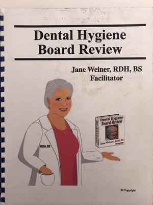 Dental hygiene board review for Sale in West Palm Beach, FL