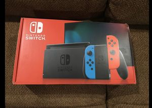 Brand new Nintendo switch for Sale in West Springfield, VA