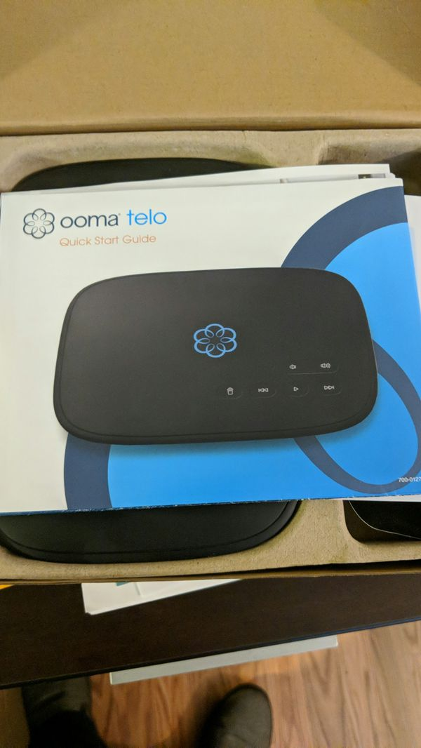 Ooma Telo Free VoIP Home Phone Service
