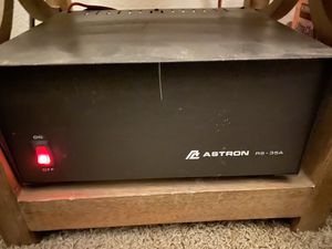 Astron 35-A Power Supply for Sale in Portland, OR