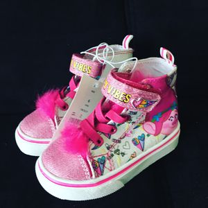 Girls Troll High Top Shoes for Sale in Greenville, SC
