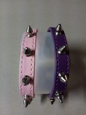 Studded Spike PunkRock Pet Jewelry Collar Set♥️ for Sale in Waynesboro, VA