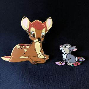 Bambi and Thumper Disney Pin Set for Sale in Yorba Linda, CA