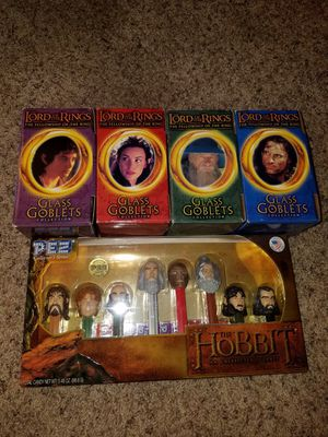 LORD OF THE RINGS and THE HOBBIT PEZ collectible lot for Sale in Lake Forest Park, WA