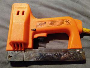 Arrow electric heavy duty stapler/nailer for Sale in Tiverton, RI