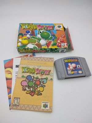 Boxed n64 games for Sale in Port St. Lucie, FL