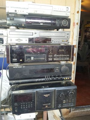 DVD bcr CD player for Sale in Phoenix, AZ