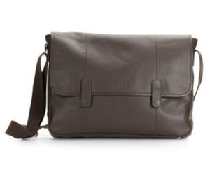 Cole Haan Leather Messenger Bag for Sale in OH, US