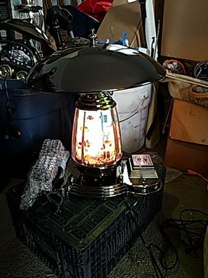 Fish light and phone combo for Sale in Columbus, OH